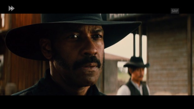 Video «Im Kino: «The Magnificent Seven»» abspielen