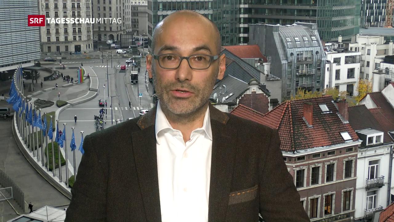«Brüssel ist sauer auf Bern»