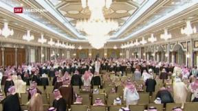 Video «Neue Töne aus Saudiarabien» abspielen