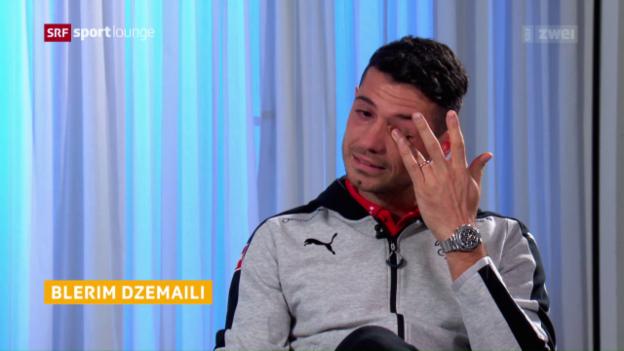 Video «Blerim Dzemaili, der Blick hinter die Fassade» abspielen