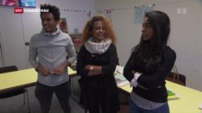 Video «Luzern fordert mehr Geld für die Bildung von Flüchtlingen » abspielen
