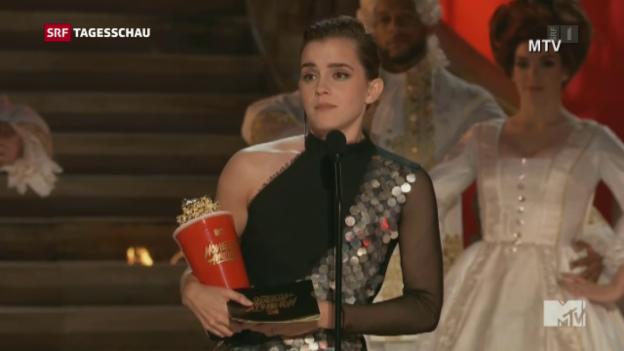 Video «MTV-Awards vergeben» abspielen