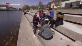 Video «Politik-Interesse bei Jugendlichen nimmt ab» abspielen