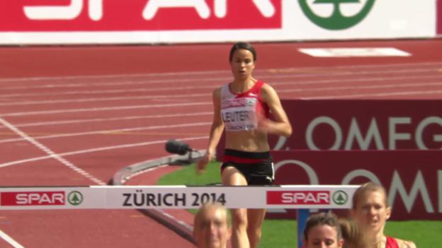 Video «3000 m Steeple: Leutert ohne Final-Chancen» abspielen