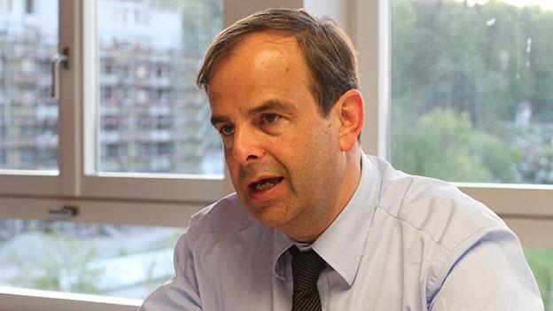 Gerhard Pfister: «Wir müssen Afrika in die Pflicht nehmen.»