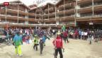 Video «Schweizer Tourismus nach gutem vor schwierigem Jahr» abspielen