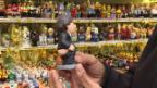 Video «Carles Puigdemont als Krippenfigur» abspielen