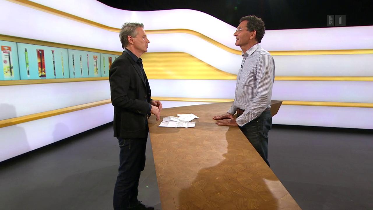 Studiogespräch mit Klaus Haase-Aschoff