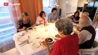 Video «Göttlich speisen: Christentum (5/5)» abspielen