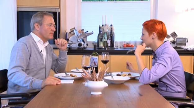 Video ««Eiskalt serviert» mit Frank Baumann» abspielen