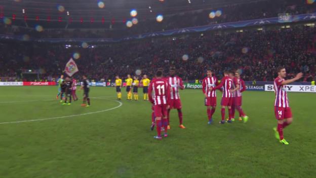 Video «Zusammenfassung Leverkusen - Atletico» abspielen
