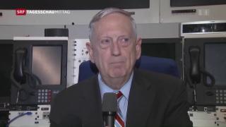 Video «Heikles Nato-Treffen» abspielen