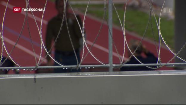 Video «Erstmals Zahlen über Nationalität von Straftätern» abspielen