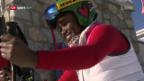 Video «Sabrina Simader – die Exotin an der Ski-WM» abspielen