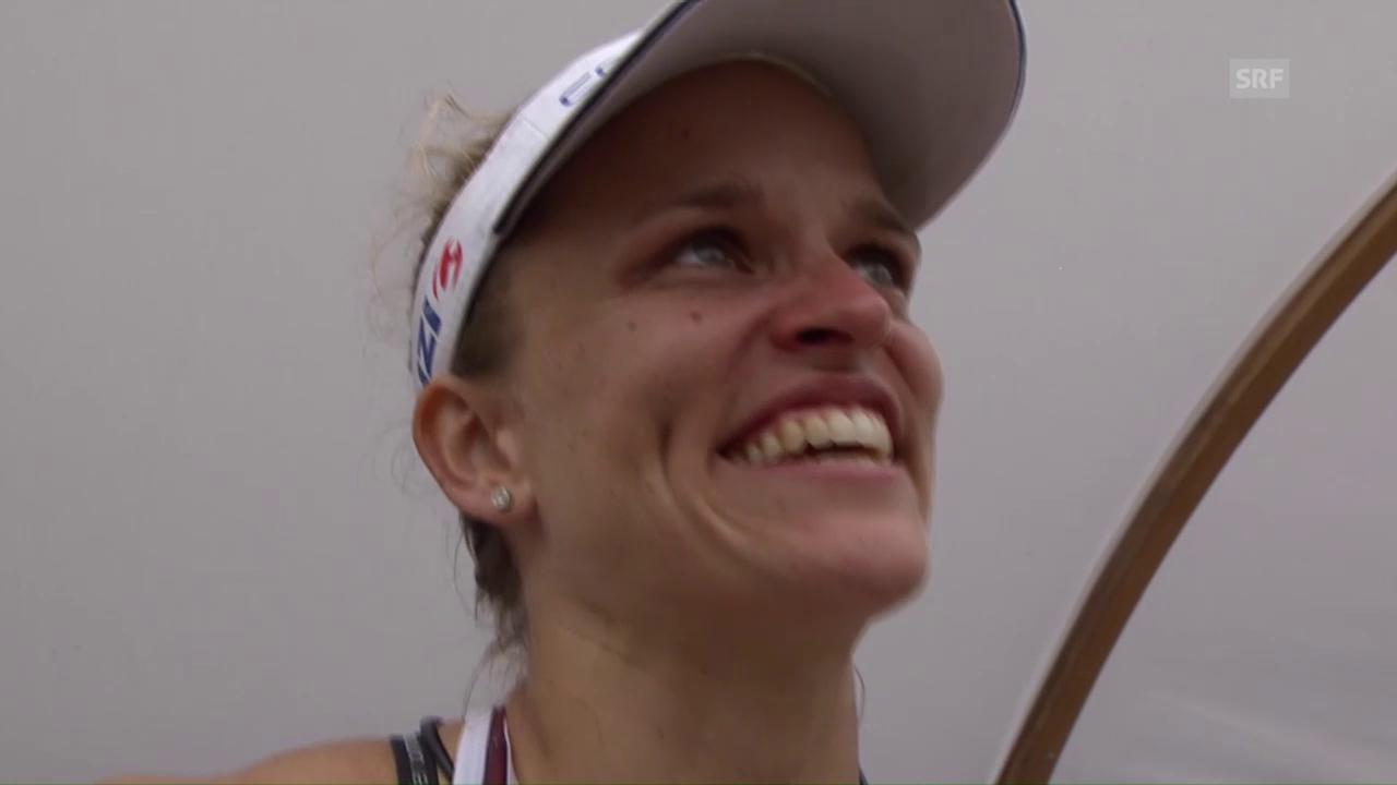 Grosse Emotionen bei Zumkehr nach Final-Qualifikation