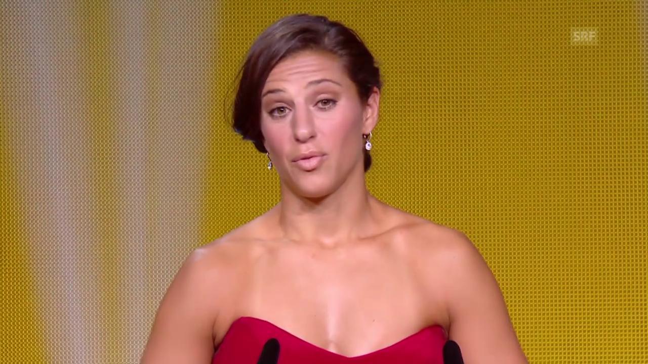 Carli Lloyd ist Fussballerin des Jahres
