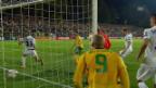Video «Fussball: Zusammenfassung Litauen - Estland» abspielen