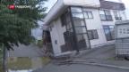 Video «Mehrere Tote nach Erdbeben in Japan» abspielen