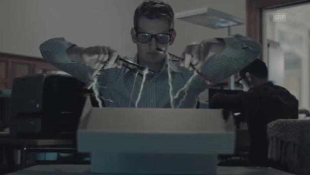 Video «Ficelles (Am Faden)» abspielen