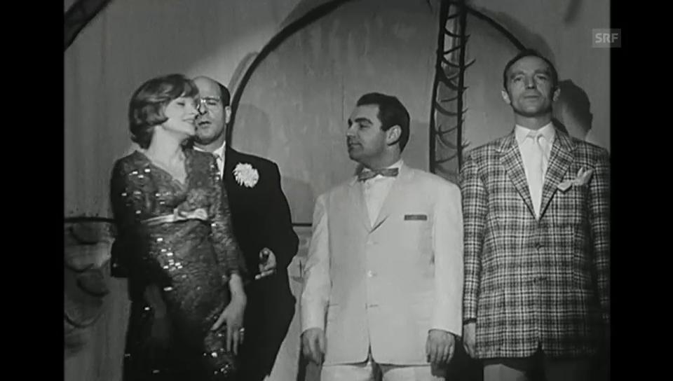 1967: Auf die gross Bühne mit «Bibi Balu»