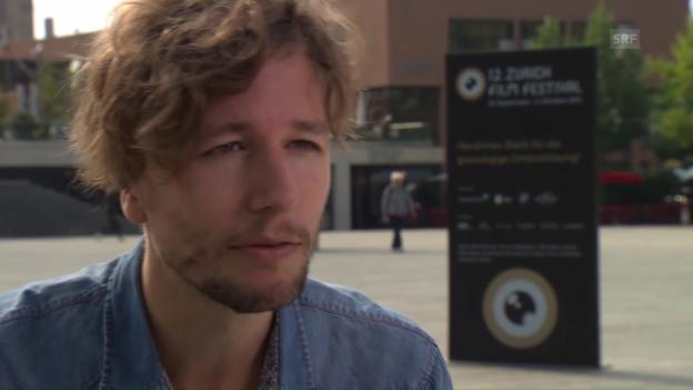 Video «Interview mit Regisseur Jan Gassmann» abspielen