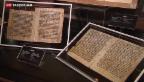 Video «Bibelausstellung in Rom» abspielen