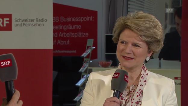 Video «Die liberalen Marktbedingungen sind das Schweizer Plus» abspielen