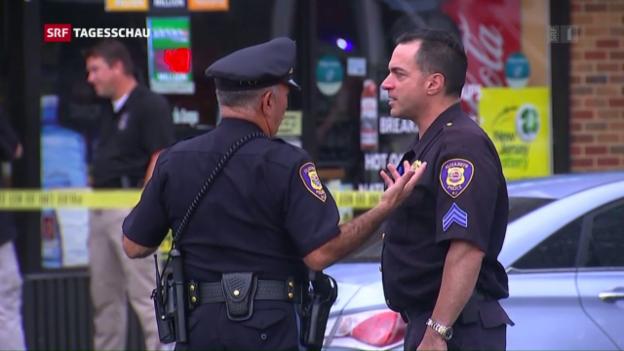Video ««Attentäter war wohl nicht professionell beraten»» abspielen