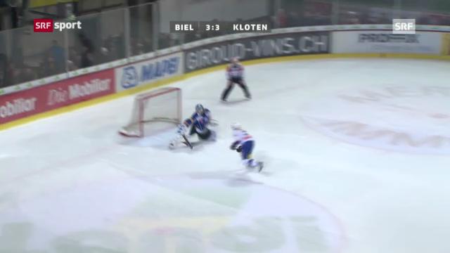 NLA: Biel - Kloten
