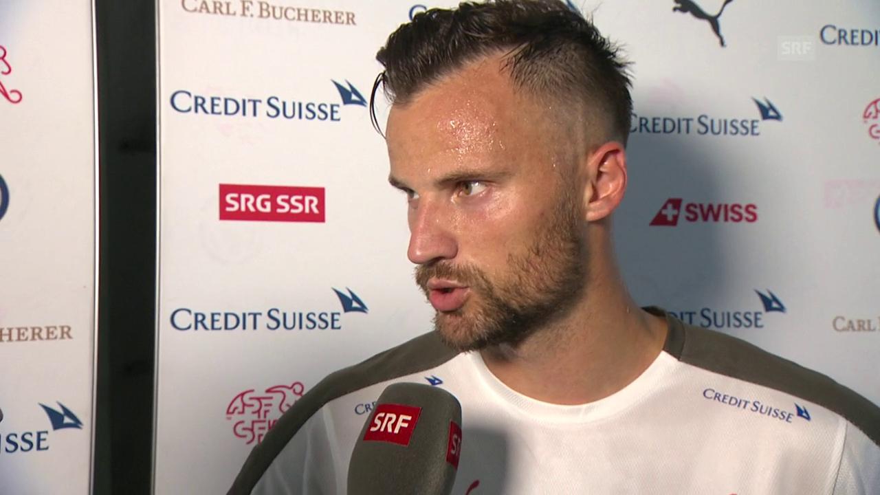 Seferovic: «Der Treffer gibt Selbstvertrauen»