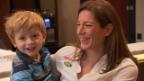 Video «Nachwuchs: Nicola Spirig erwartet ihr zweites Kind» abspielen