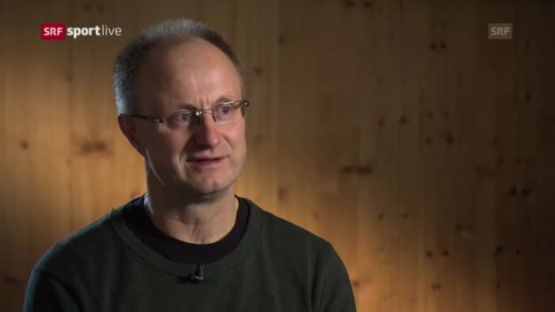 Video «Anders Eldebrink über Astrid Lindgren» abspielen