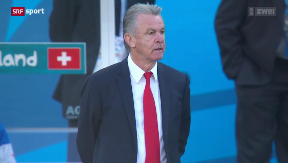 FIFA WM 2014: Ottmar Hitzfeld - eine grosse Trainerkarriere geht zu Ende