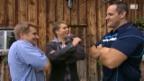 Video «Donnschtigs-Lacher mit Toni Brunner und Co.» abspielen