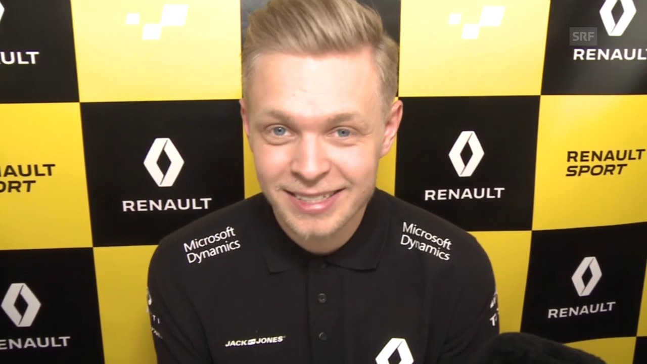 "Magnussen: ""My ambition is to win the world championship"""