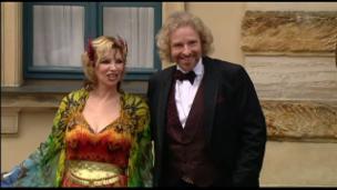 Video «Thomas und Thea Gottschalk: Ehe-Aus nach 42 Jahren» abspielen