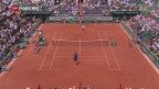 Video «French Open in Paris» abspielen
