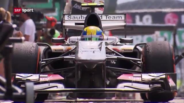 Formel 1: Ursachenforschung beim Team Sauber