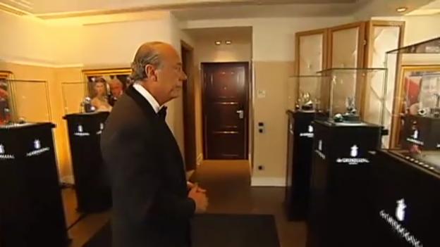 Video «Bericht über Juwelen-Diebstahl in Cannes («France 2», frz.)» abspielen
