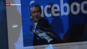 Video «Deutsche Justiz ermittelt gegen Facebook» abspielen