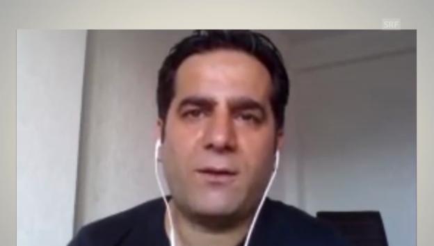 Video «Siruan Hossein zum Vormarsch des IS» abspielen