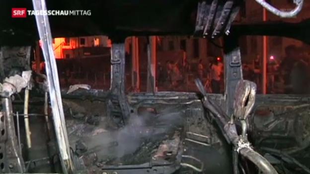 Video «Anschläge in Irak» abspielen