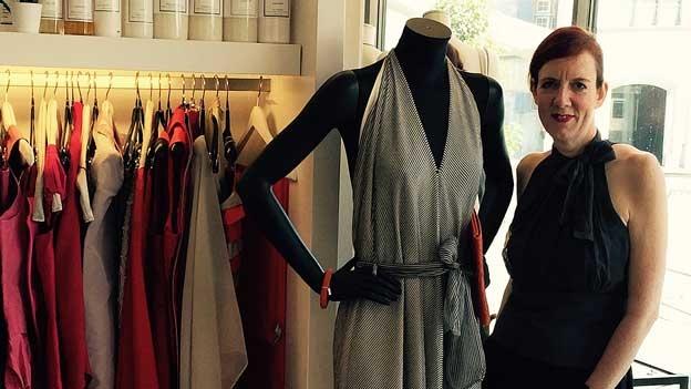 Sara Schlumpf, Haut-Couture-Designerin