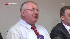 Video «Serbischer Nationalist Šešelj freigesprochen» abspielen
