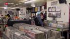 Video «Schallplatten werden wieder beliebter» abspielen