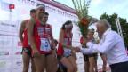 Video «Mixed-Staffel sichert der Schweiz die 4. Medaille» abspielen