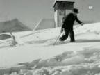 Video «Skifahrende Briefträger» abspielen