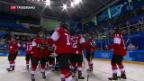 Video «Geeint im Eishockey» abspielen