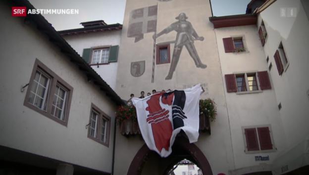 Video «Schweiz aktuell extra» abspielen