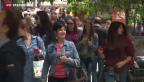 Video «Die Nervosität in der griechischen Bevölkerung steigt» abspielen